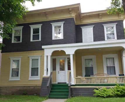 31 Cedar street Peter Clark student rentals
