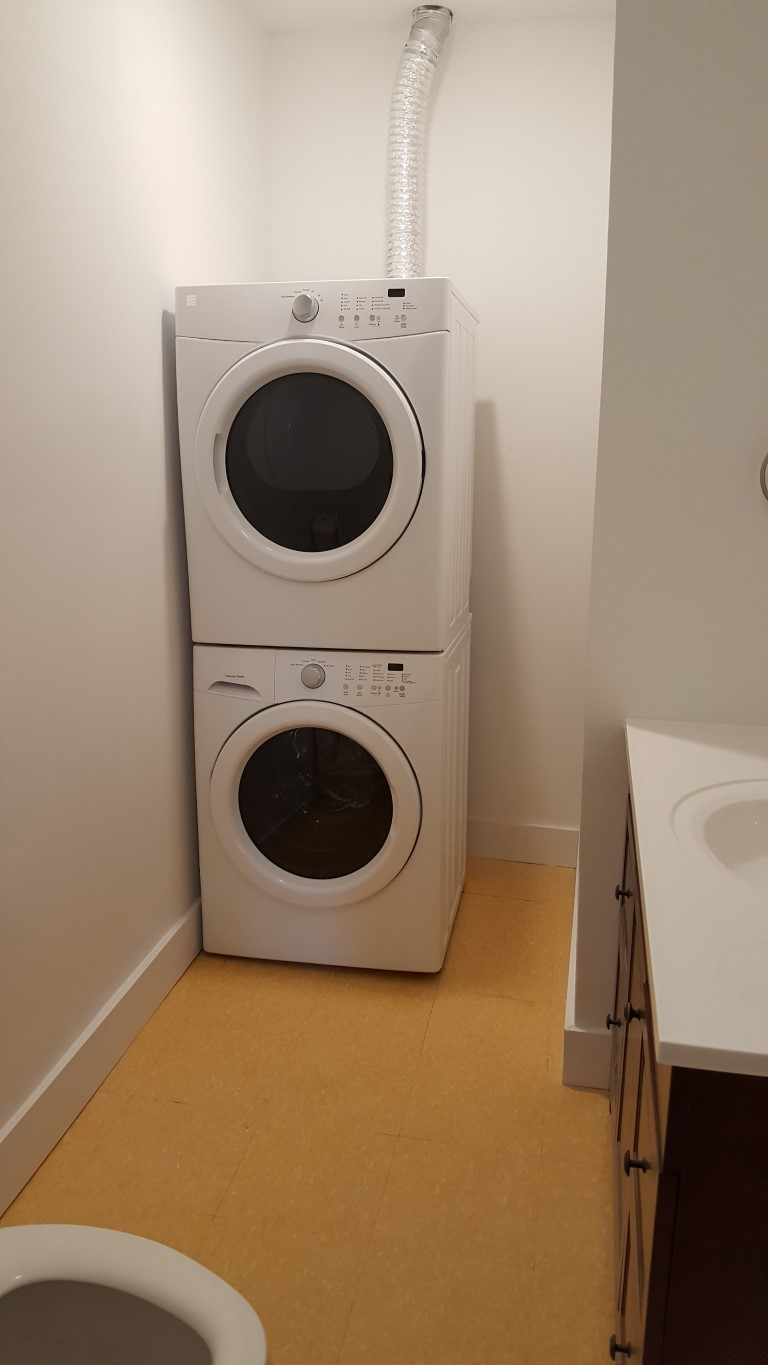 273 Main Street double washer