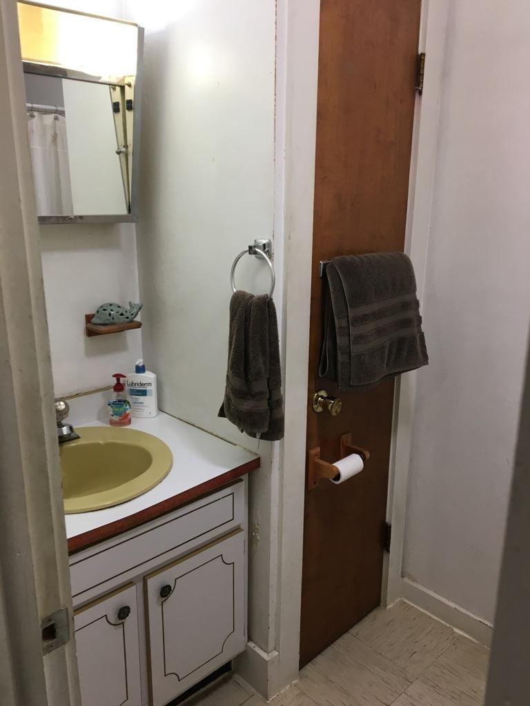 7 Otsego Street apartment toilet sink