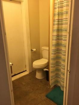 7 Otsego Street apartment toilet