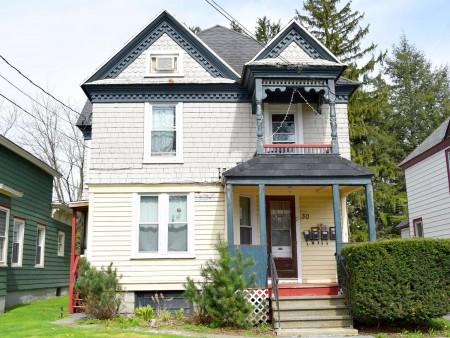 30 Maple street Peter Clark student rentals