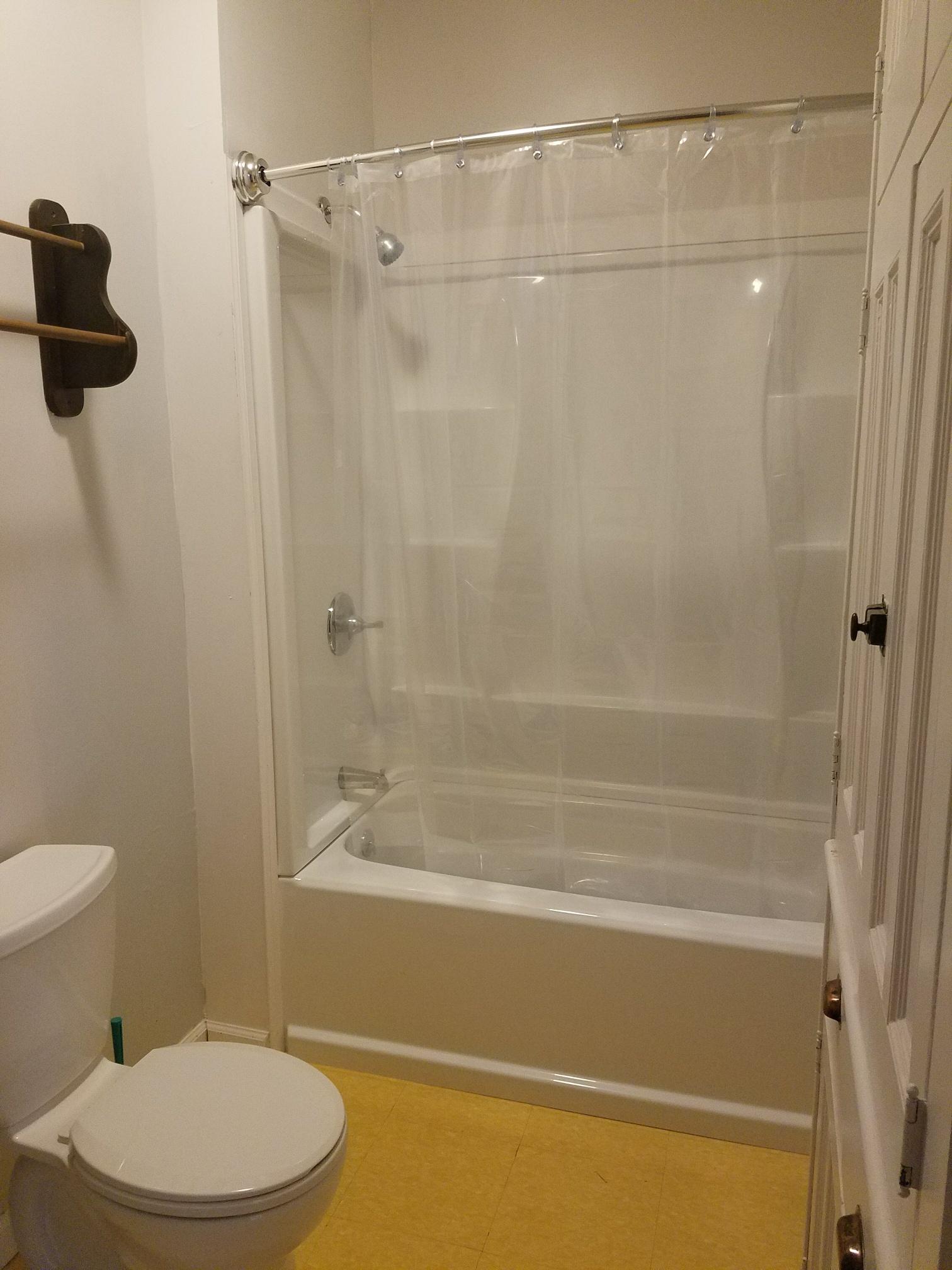 Apartment Shower