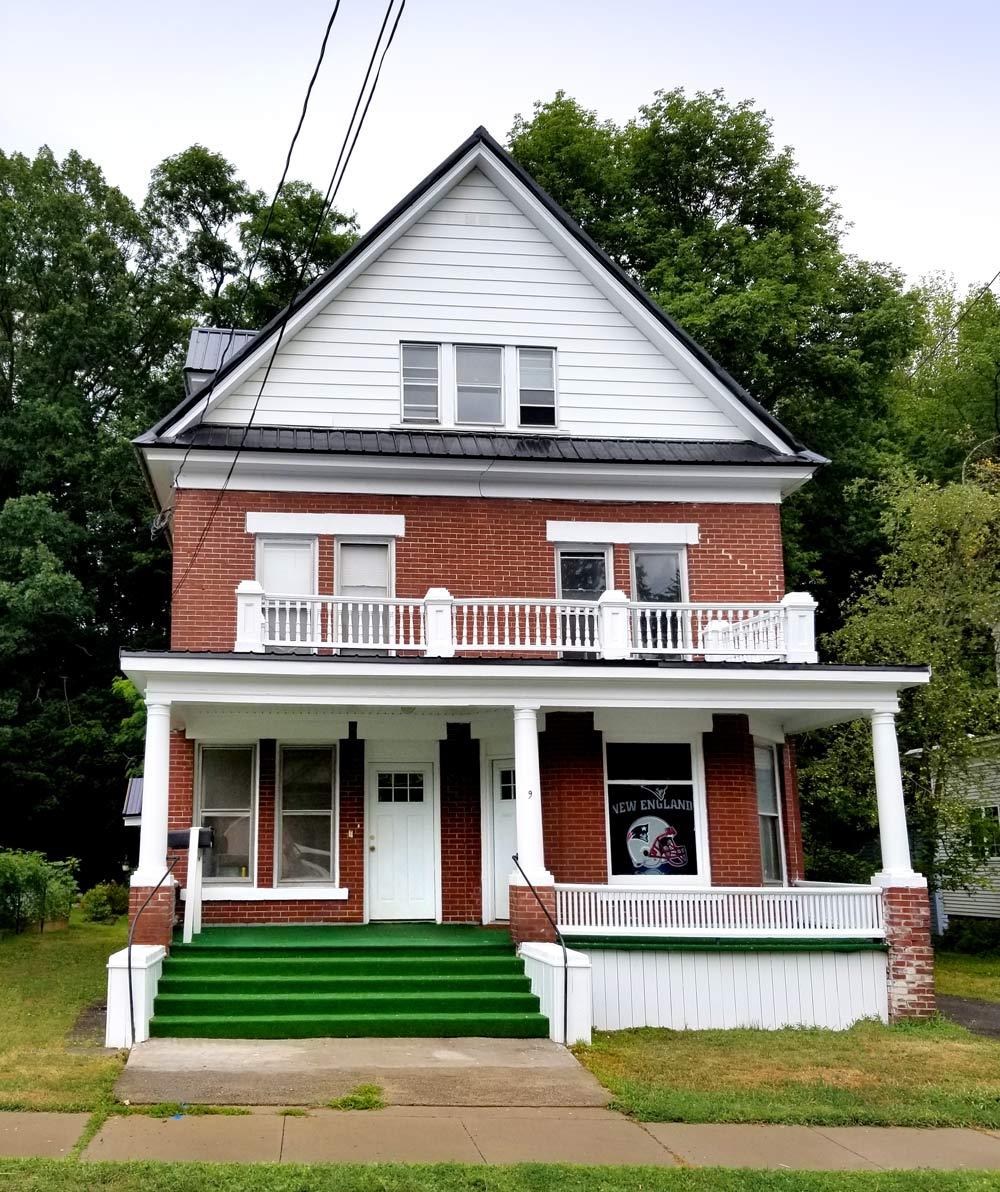 9 Tilton Avenue Peter Clark student rentals