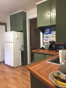 Apartment 1, 18 Academy street Peter Clark student rentals