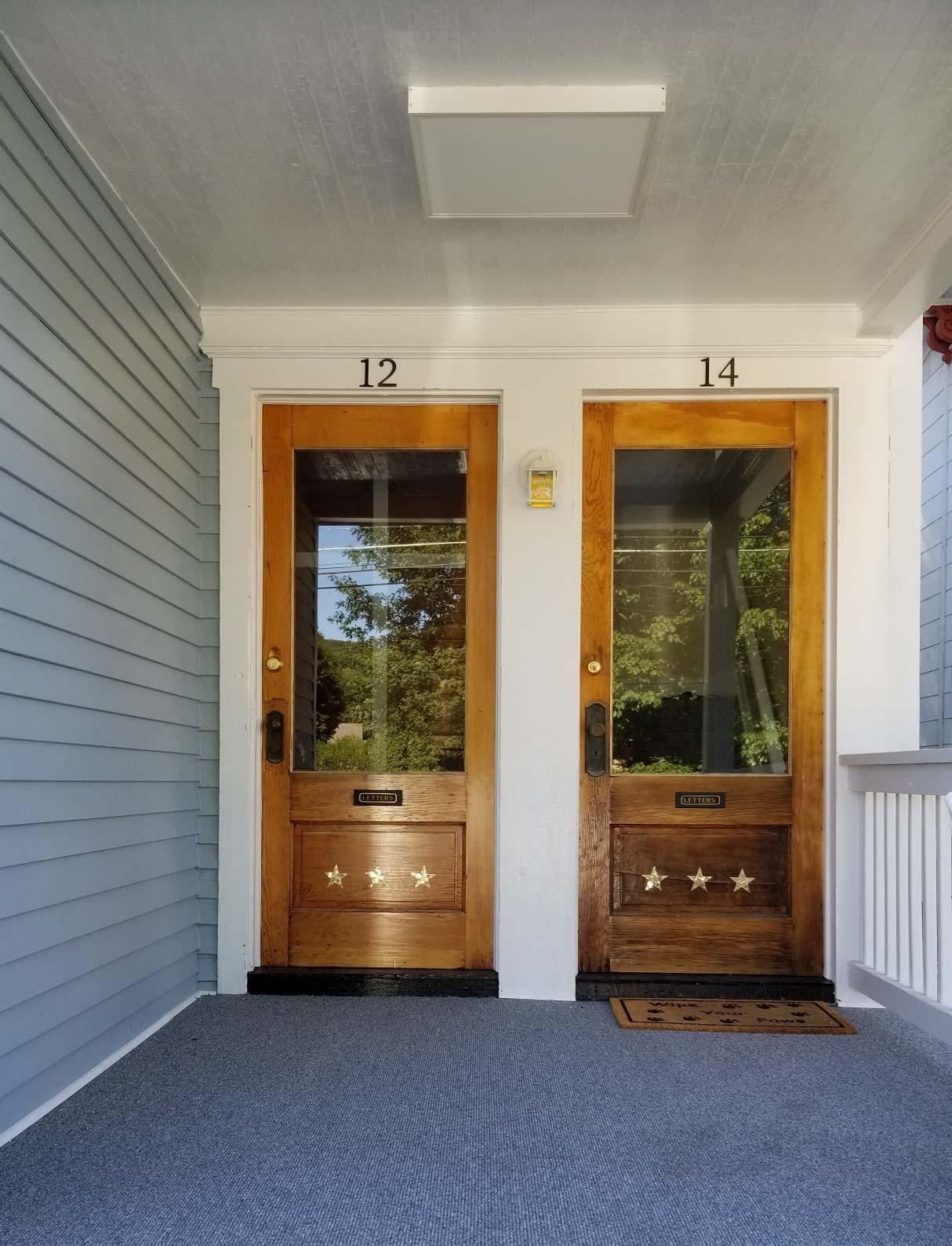 12-14 Academy street Peter Clark student rentals