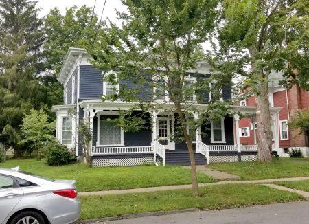 43 Elm Street Peter Clark student rentals