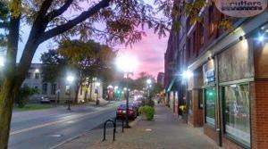 Main Street Oneonta, NY